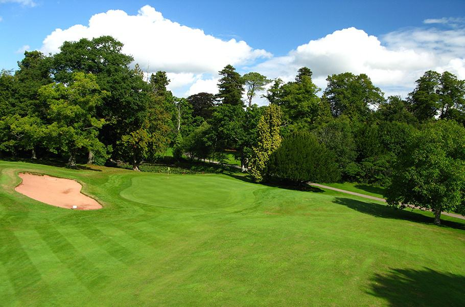 Rolls of Monmouth Hole 4
