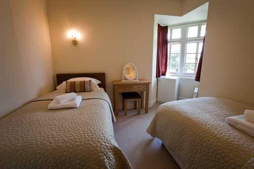 Raglan Lodge Bedroom 1