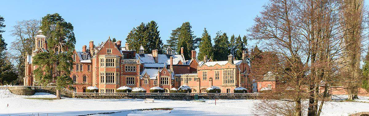 The Rolls Mansion Christmas Fair